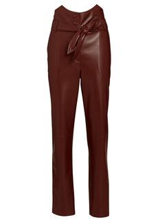 Nanushka Ethan Vegan Leather Pants