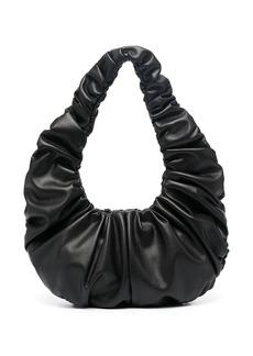 Nanushka Anja ruched shoulder bag