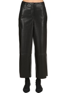 Nanushka Faux Leather Pants