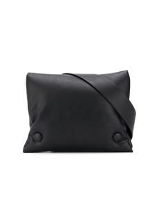 Nanushka foldover belt bag