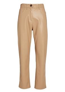 Nanushka Ivy Vegan Leather Trousers