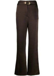 Nanushka Kisa high-waisted trousers