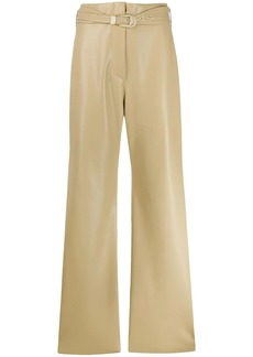 Nanushka Kisa textured trousers