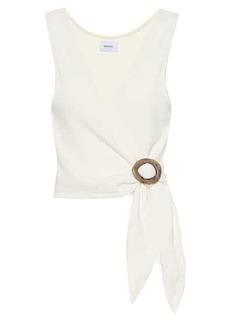 Nanushka Liz terry cloth top