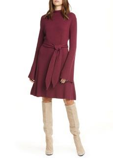 Nanushka Abhaya Long SleeveSweater Dress