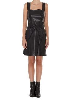 Nanushka Charo Vegan Leather Dress