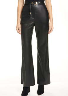 Nanushka Kisa Faux Leather Pants