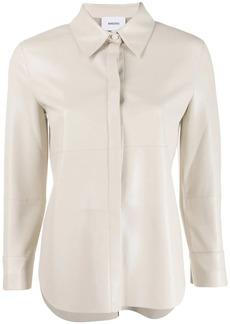 Nanushka Naum long-sleeved shirt
