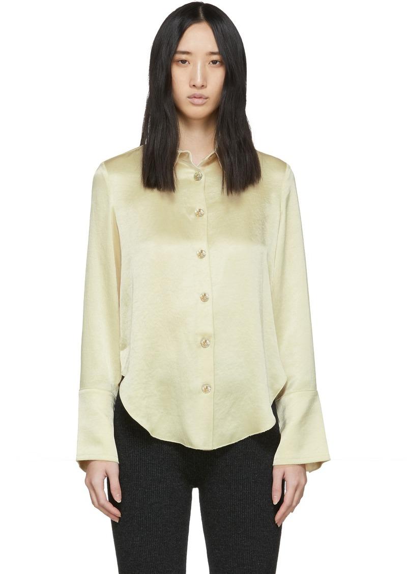 Nanushka Off-White Mandine Shirt
