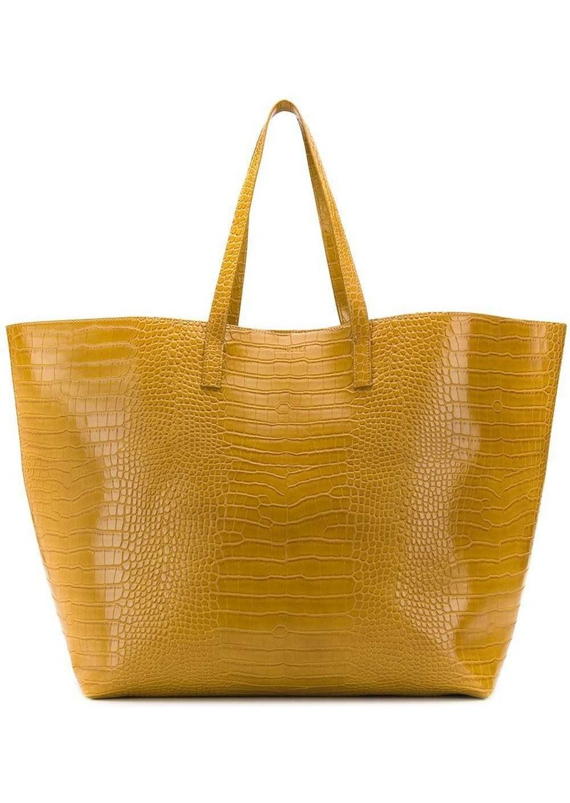 oversized Sahara tote bag