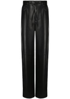 Nanushka Radha high-waisted trousers