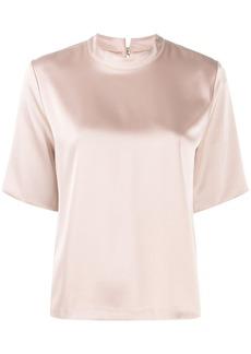 Nanushka short sleeved blouse