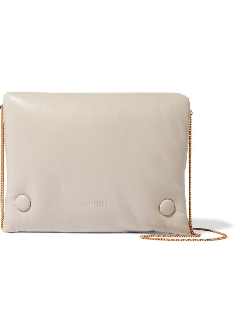 cccfe11a3 Nanushka Tao Faux Leather Shoulder Bag   Handbags