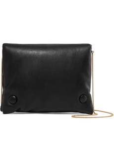 Nanushka Tao Faux Leather Shoulder Bag