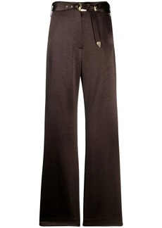Nanushka wide leg trousers