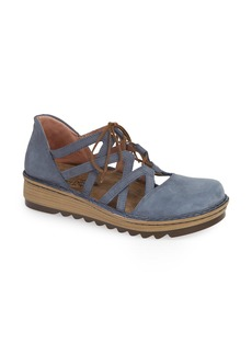 Naot Calathea Ghillie Laced Wedge (Women)