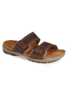 Naot 'Climb' Slide Sandal (Men)
