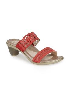 Naot Contempo Slide Sandal (Women)