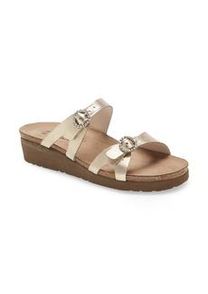 Naot Kate Rhinestone Buckle Sandal (Women)