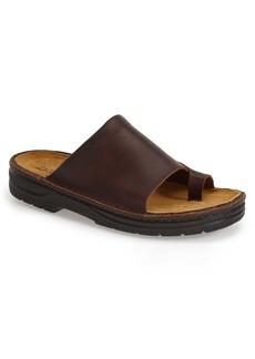 Naot 'Mt. Louis' Slide Sandal (Men)