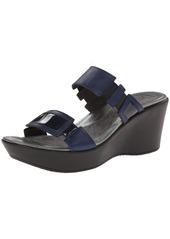 Naot Women's Treasure Wedge Sandal  41 EU/10 M US