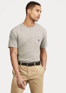 Narciso Rodriguez Classic Fit Pocket T-Shirt
