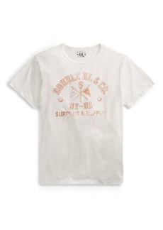 Ralph Lauren Cotton Jersey Graphic T-Shirt