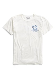 Narciso Rodriguez Cotton Jersey Graphic T-Shirt