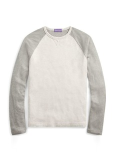 Narciso Rodriguez Crewneck Long-Sleeve T-Shirt
