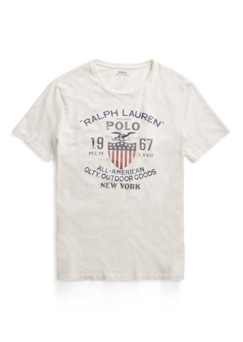 Narciso Rodriguez Custom Fit Cotton T-Shirt