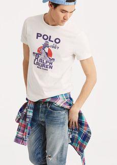 Narciso Rodriguez Custom Slim Fit Cotton T-Shirt