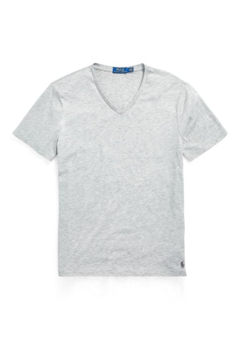 Narciso Rodriguez Custom Slim Fit Jersey T Shirt Tees