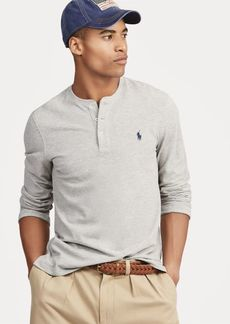 Narciso Rodriguez Featherweight Mesh Henley