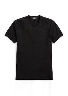 Narciso Rodriguez Indigo Cotton Jersey T-Shirt