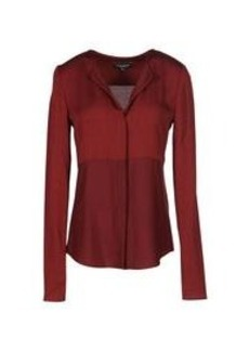 NARCISO RODRIGUEZ - Solid color shirts & blouses