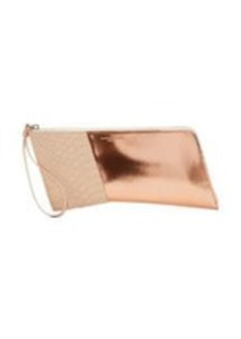 Narciso Rodriguez Asymmetric Clutch