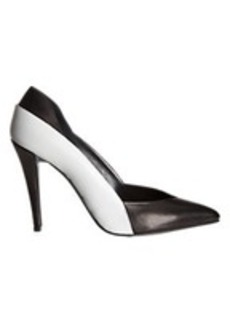 Narciso Rodriguez Colorblock Pointed Toe Pump