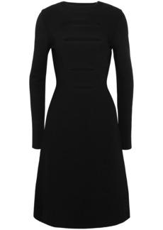 Narciso Rodriguez Woman Cutout Stretch-knit Dress Black