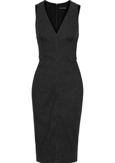 Narciso Rodriguez Woman Denim Dress Black