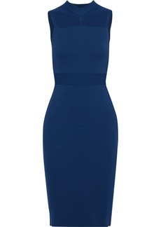 Narciso Rodriguez Woman Ponte Dress Navy