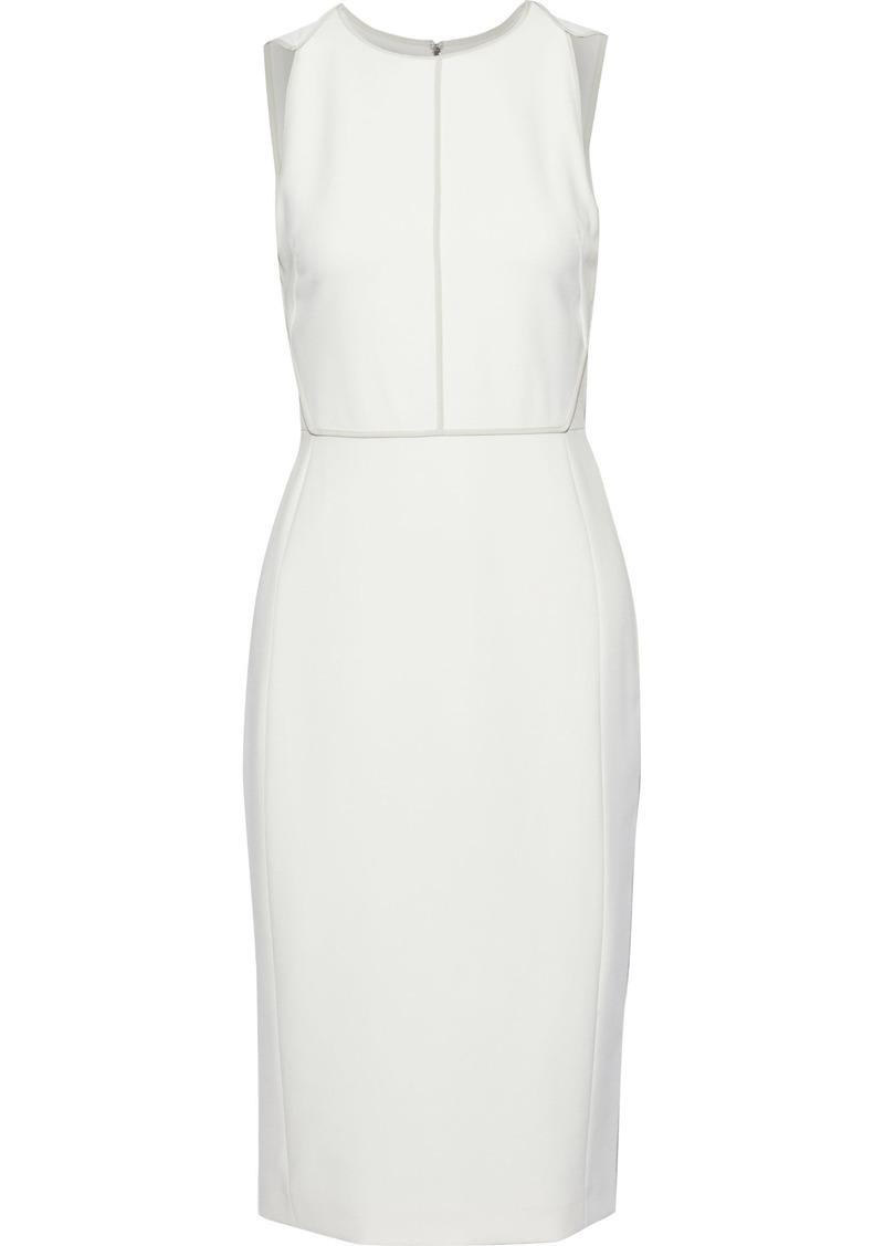Narciso Rodriguez Woman Scuba Dress Off-white