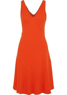 Narciso Rodriguez Woman Wool Dress Bright Orange