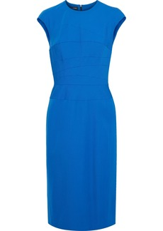 Narciso Rodriguez Woman Wool-twill Dress Blue