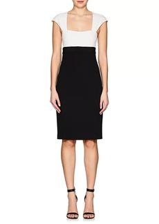 Narciso Rodriguez Women's Colorblocked Sheath Dress