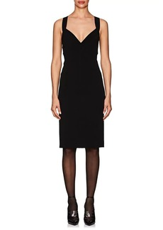 Narciso Rodriguez Women's Compact-Knit Fitted Dress