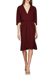 5865caf8356 Narciso Rodriguez Asymmetric Cady Midi Dress