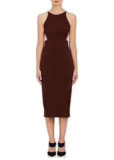 Narciso Rodriguez Women's Cutout-Side Sheath Dress