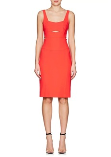 Narciso Rodriguez Women's Cutout Sleeveless Sheath Dress