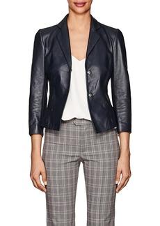 Narciso Rodriguez Women's Leather Jacket