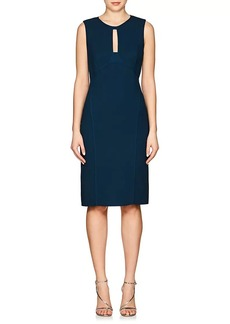 276369d38a2 Narciso Rodriguez Women s Silk Cady Sheath Dress